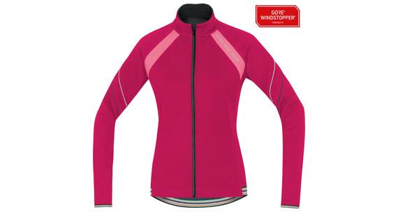 GORE BIKE WEAR Power 2.0 WS SO Jacket Lady jazzy pink/giro pink